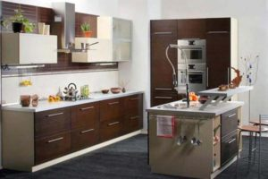 остров на кухне фото 48