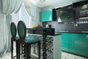 остров на кухне фото 50