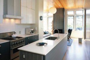 остров на кухне фото 7