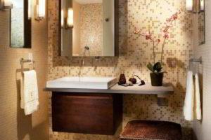 плитка мозаика для ванной комнаты дизайн фото 11