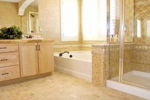 плитка мозаика для ванной комнаты дизайн фото 17
