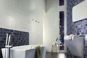 плитка мозаика для ванной комнаты дизайн фото 18