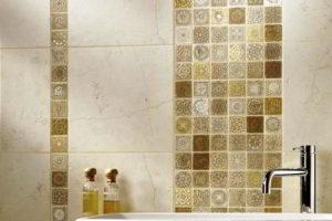 плитка мозаика для ванной комнаты дизайн фото 20