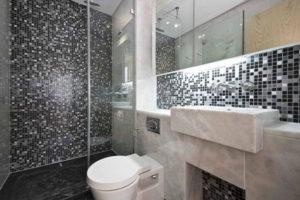 плитка мозаика для ванной комнаты дизайн фото 3