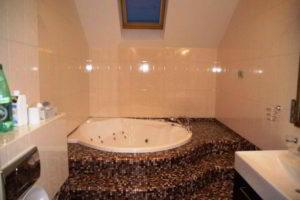 плитка мозаика для ванной комнаты дизайн фото 30