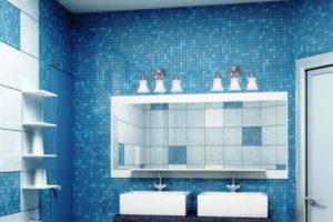 плитка мозаика для ванной комнаты дизайн фото 32