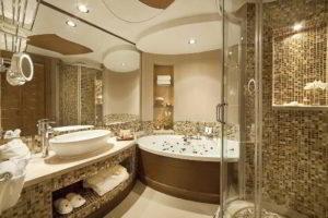 плитка мозаика для ванной комнаты дизайн фото 35