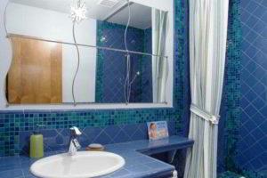 плитка мозаика для ванной комнаты дизайн фото 4
