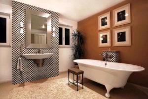 плитка мозаика для ванной комнаты дизайн фото 42
