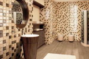 плитка мозаика для ванной комнаты дизайн фото 8