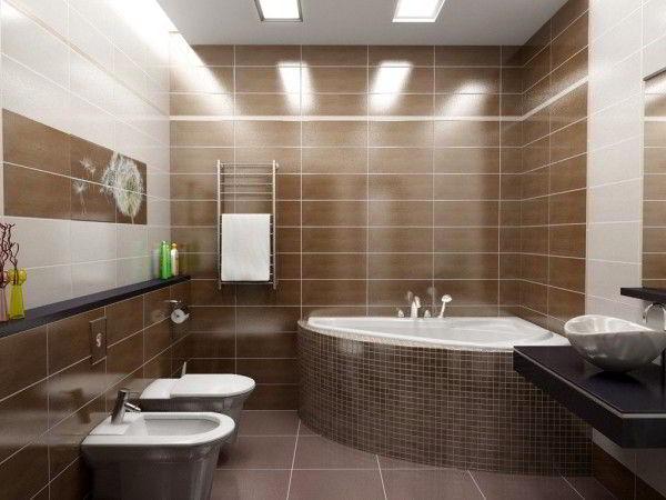 потолочные светильники для ванной комнаты фото 2