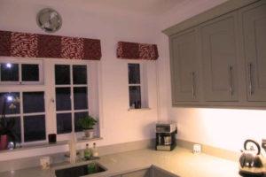 римские шторы на кухню фото 36