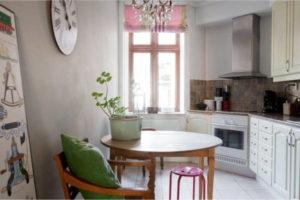 римские шторы на кухню фото 53