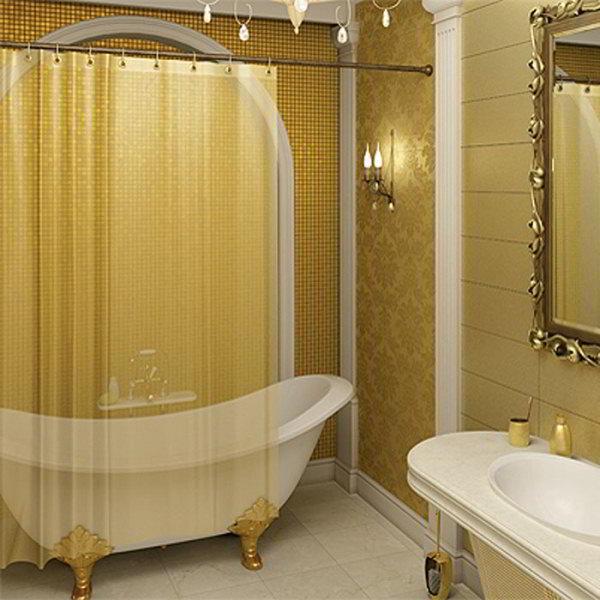 шторки для ванной фото 2