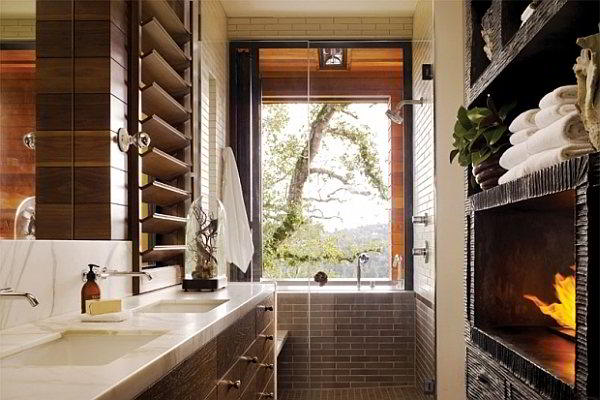 современный дизайн ванной комнаты фото 17