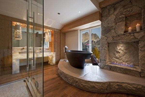 современный дизайн ванной комнаты фото 19