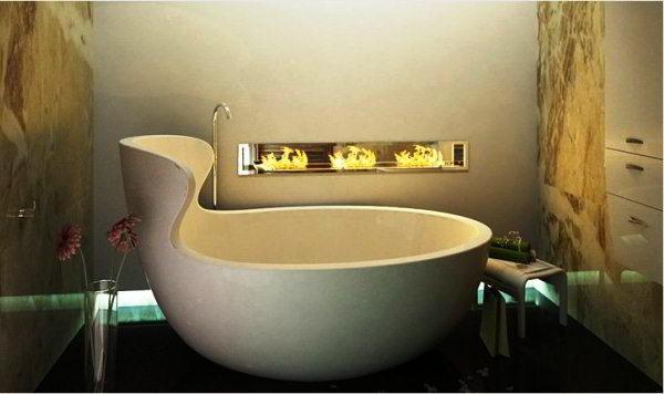 современный дизайн ванной комнаты фото 22