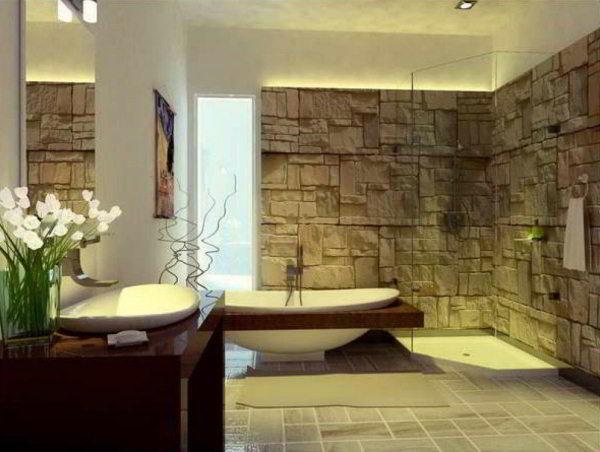 современный дизайн ванной комнаты фото 24