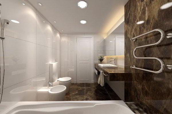 современный дизайн ванной комнаты фото 8