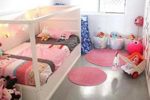 спальня для девочки фото 18