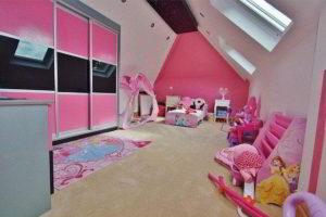 спальня для девочки фото 29