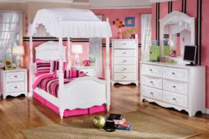 спальня для девочки фото 3