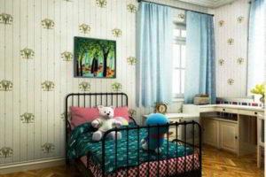 спальня для девочки фото 33