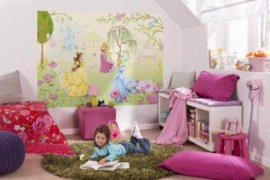 спальня для девочки фото 34