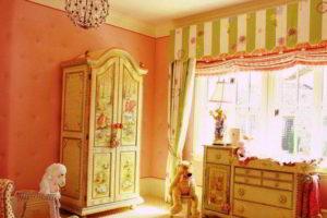 спальня для девочки фото 40