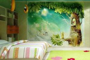 спальня для девочки фото 41