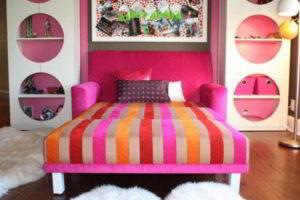 спальня для девочки фото 43