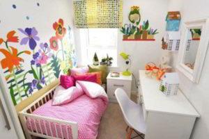 спальня для девочки фото 44