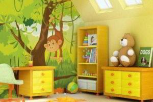 спальня для девочки фото 8