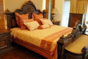 деревянные спальни фото 10
