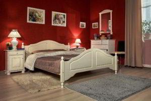 спальня из дерева фото 32