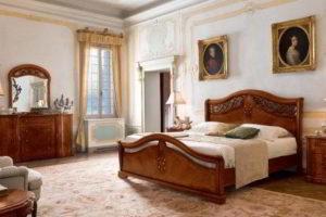 спальня из дерева фото 33