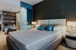 серая спальня фото 44