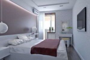 серая спальня фото 5
