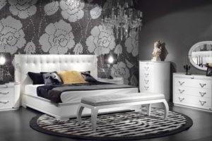 серая спальня фото 61