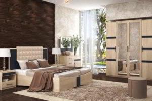 современная спальня фото 18