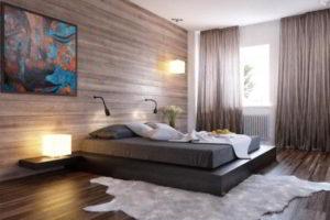 современная спальня фото 19