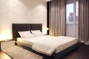 современная спальня фото 20
