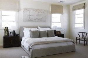 современная спальня фото 21