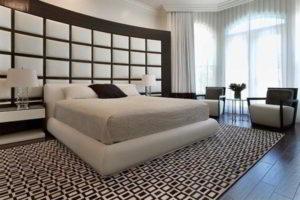 современная спальня фото 24