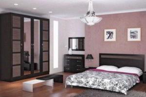 современная спальня фото 26