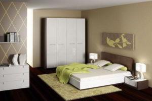 современная спальня фото 27