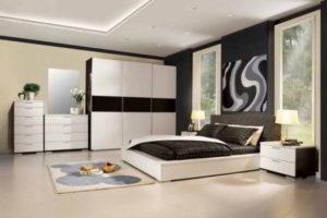 современная спальня фото 28