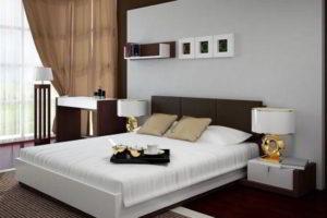 современная спальня фото 29