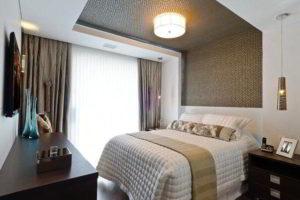современная спальня фото 31