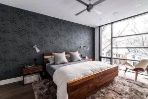 современная спальня фото 32